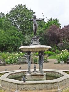 Artemisbrunnen Hyde park