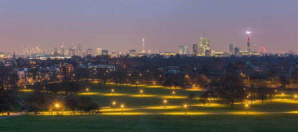 Primrose Hill London Krimi Mord im Green Park