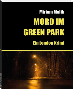 Mord im Green Park London Krimi